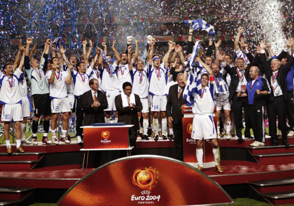 EURO 2004 GREECE WINS